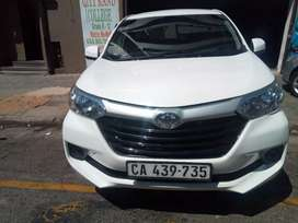 Toyota avanza 1.3 SX code 2 for sale