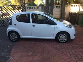 2011 Citroen C1 , 98 000 km - in immaculate condition