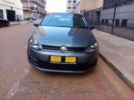 VW polo Vivo year 2020 the km is 4000