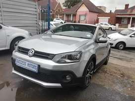 2012 VW Cross polo 1.4