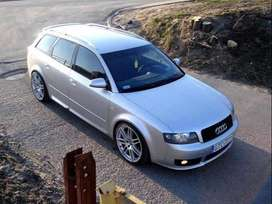 Wanted audi a4 b6 1.9tdi m