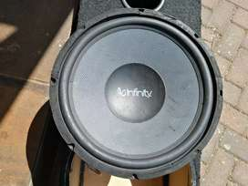 """Infinity Reference 12"""" sub for sale"""