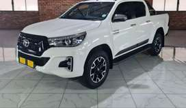 2020 Toyota Hilux 2.8 GD-6 RB LEGEND 50 AUTOMATIC DOUBLE CAB