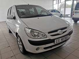 2007 Hyundai Getz 1.6 for sell