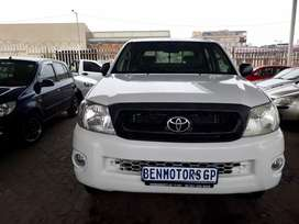 For Sale 2011 Toyota Hilux Engine2.5D4D,4x4
