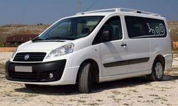 Fiat Scudo пасажир 2007р