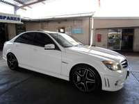 Image of 2010 Mercedes Benz C63 AMG