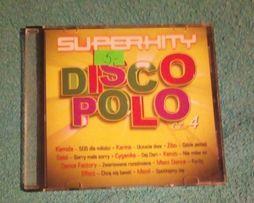 Superhity Disco Polo- CD nowe - 10 utworów