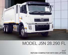 FAW Refuse Compactor
