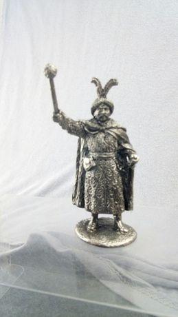 фигурка олово сплав статуэтка ГЕТЬМАН гетман сувенир подарок Украина