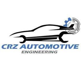 Automotive Servicing and Repairs - CRZ Auto Engineering