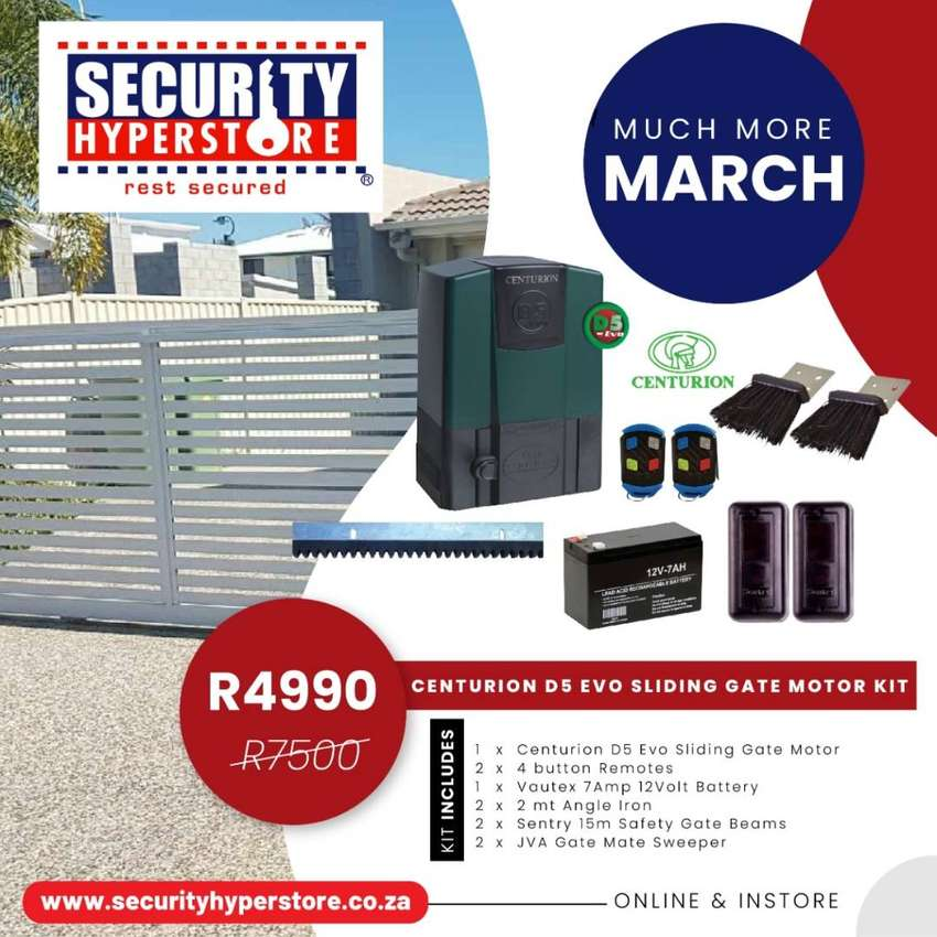 Security Hyperstore 0