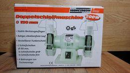 Заточувальний станокMannesmann 200 W 150mm