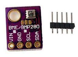 Датчик тиску, вологості і температури - BME280