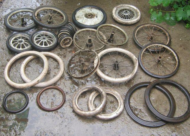 Колеса и шины для тачки
