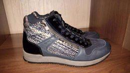 Кроссовки туфли полуботинки Ecco Marc 38 размер, ст. 24-25 см.