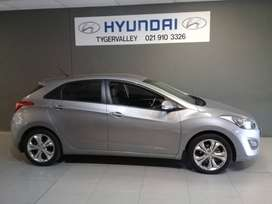 2013 Hyundai i30 1.8 Gls Executive MT