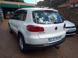 Vw Tiguan 1.4TSi Blue Motion Technology SUV Manual For Sale