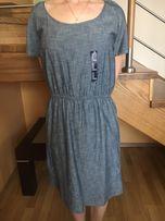 Sportowa sukienka na lato GAP, Nowa, 100% bawełna