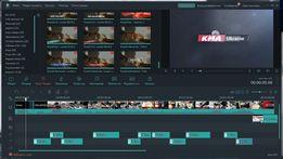 Монтаж видео YouTube = Sony Vegas = Adobe Premiere = After Effects