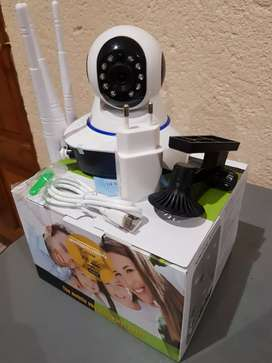 Cell phone accessible Wifi IP Cameras