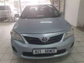 2013 TOYOTA COROLLA 1.3 PROFESSION MANUAL /93000Km.
