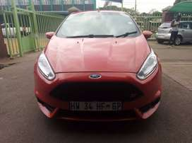2013 Ford ST