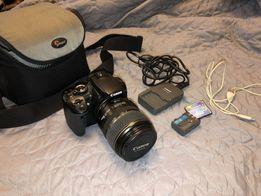 Canon eos 400D, объектив EFS 17-85