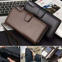 Мужской кошелек, клатч, портмоне Baellerry Business.