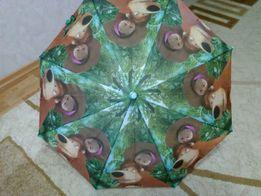 Зонт-трость для девочки