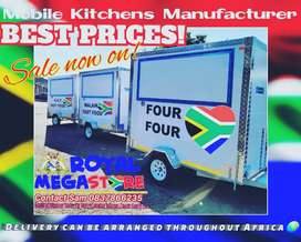 Mobile Kitchens Freezers Vip Toilets Stretch Frame Tents