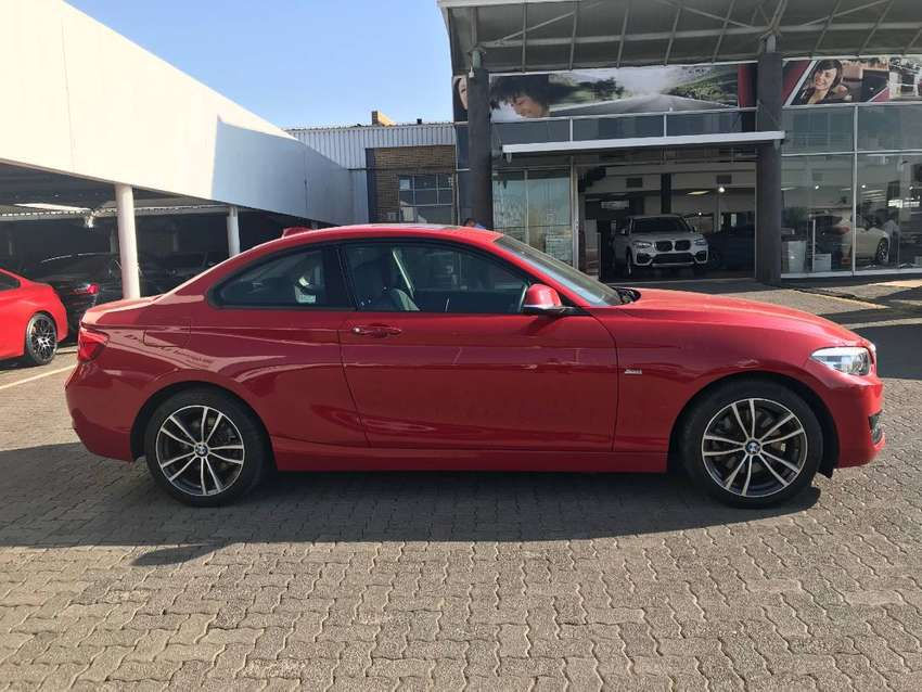2018 BMW 220d A/T Sportline for sale 0