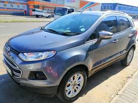 2016 Ford Ecosport Ecoboost Titanium in great condition