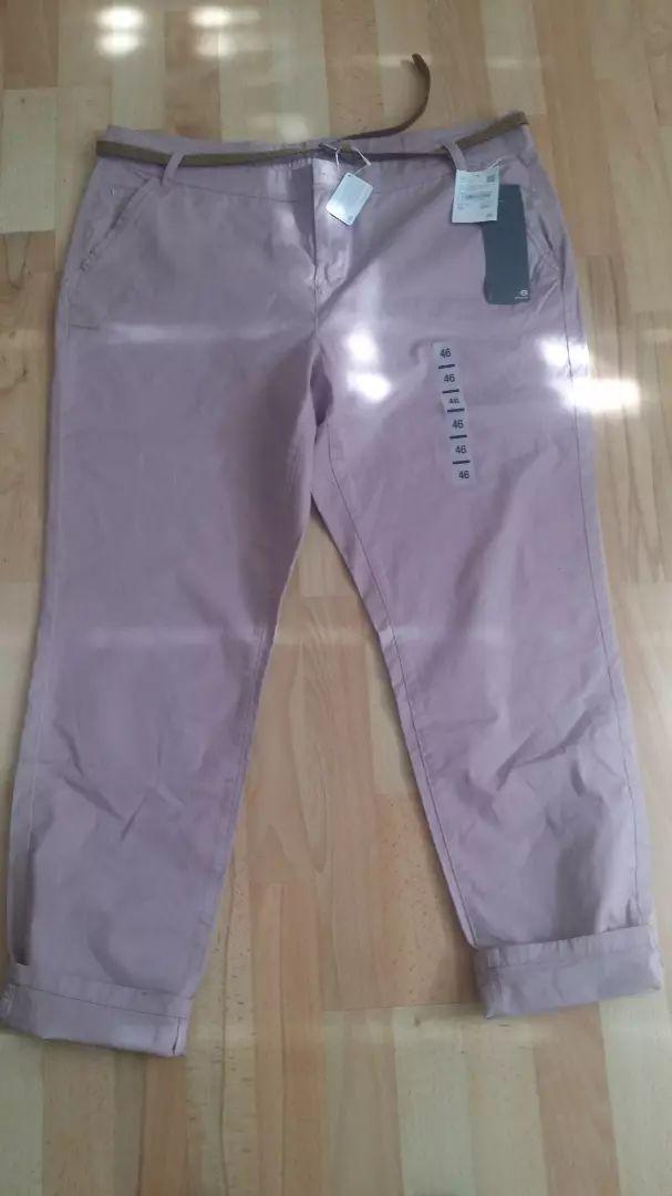Damska letni kalhoty 0