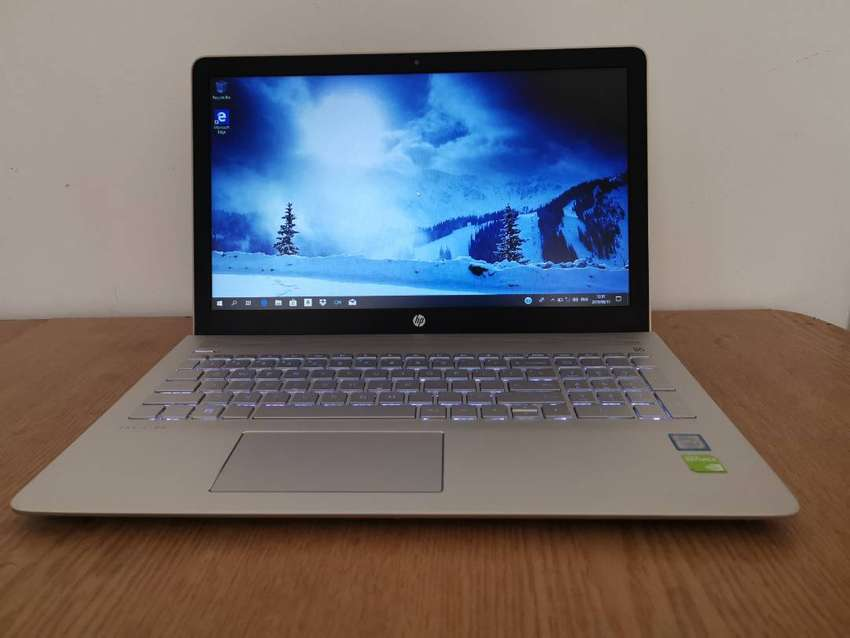 i7 7th Gen HP Pavilion Laptop with Nvidia Graphics 0