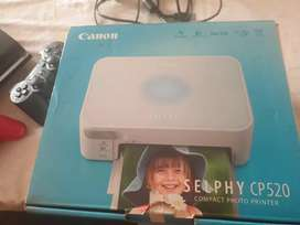 Canon selphy cp520