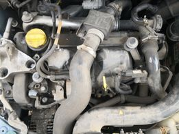 Renault Nissan juke micra silnik 1,5 dci K9K kompletny. Wysyłka