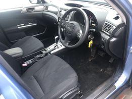 Салон сиденья Subaru Forester sh кресло диван порог airbag рейлинги