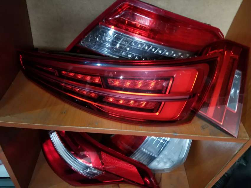 VW Audi Q3 LED taillight 0