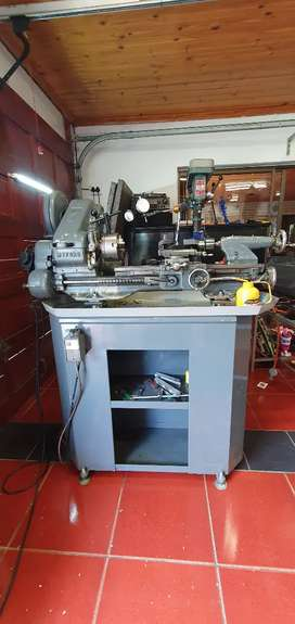 my ford super 7 lathe complete