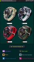 """Часы водонепроницаемые """"Sanda"""", спортивные,военные,армия,подарок"""