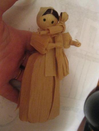 статуэтка фигурка ручная работа кукла ребенок типа соломки КИПР декор