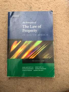 The Principles of The Law of Property