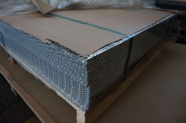 Blacha ryflowana aluminiowa, aluminium 3x1000x2000 Toruń - image 6