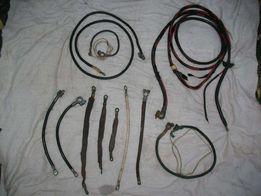 Провод медный кабель силовой массы