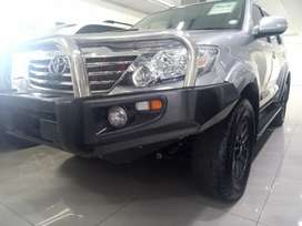 Toyota Fortuner 4x4 3.0D4D