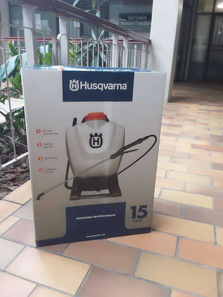 Husqvarna Backpack Disinfectant Sprayer 0