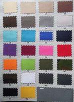 Materiał WODOODPORNY mocny w 26 kolorach POLECAM