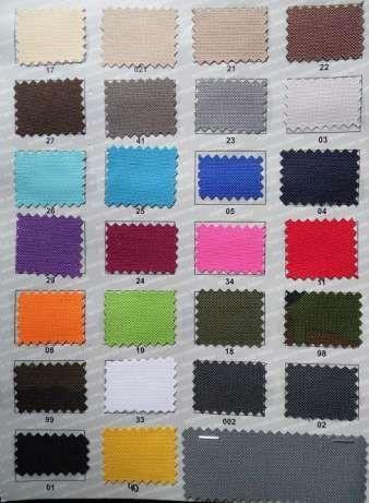 Materiał WODOODPORNY mocny w 26 kolorach POLECAM Mosina - image 1