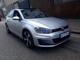 Volkswagen Golf 7 Gti 2.0 R 260000 Negotiable